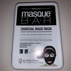 Masque Bar charcoal magic mask